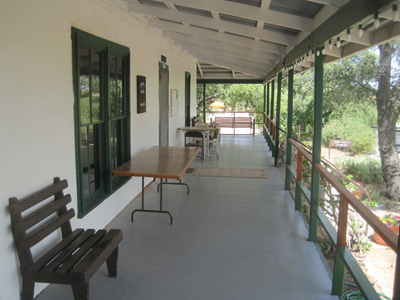 Acacia Porch, 2013