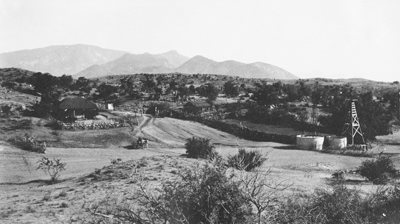 Rancho Linda Vista, 1912 courtesy of Arizona Historical Society